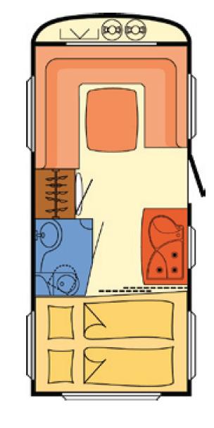 תכנון פנימי דגם ציפורי