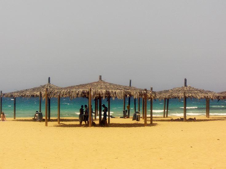 טיול חופים בקראוון
