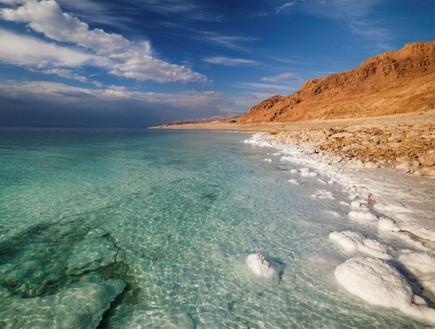 נוף מים המלח