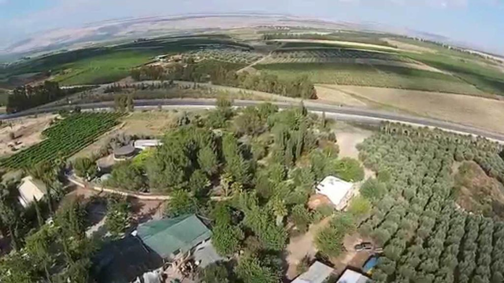 חניון קרוואנים חוות מייסטר